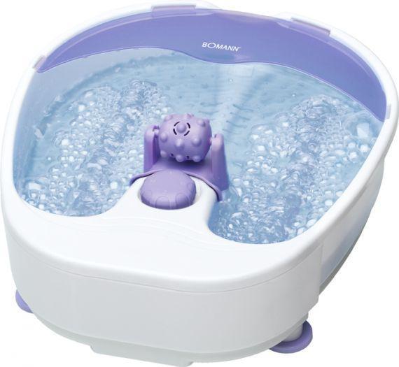 FM 8000 CB bain de pieds Violet, Blanc 90 W
