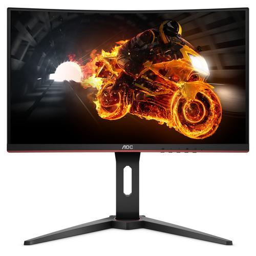 "Gaming C27G1 LED display 68,6 cm (27"") Full HD Courbé Noir"