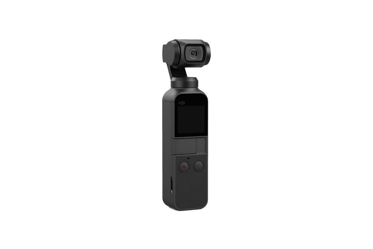 Osmo Pocket caméra suspendue 4K Ultra HD 12 MP Noir