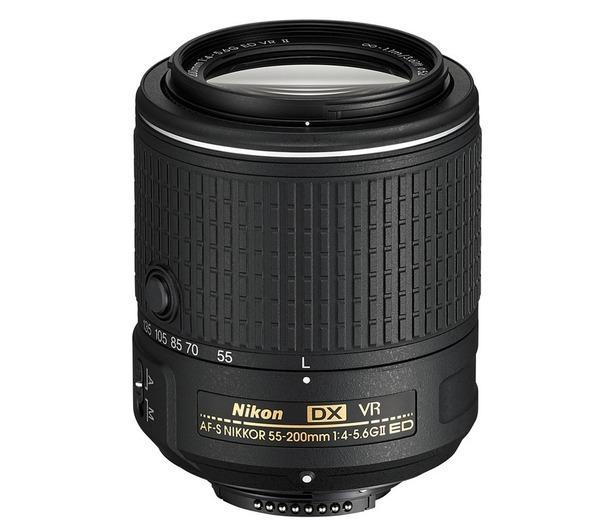 AF-S DX VR Zoom-Nikkor 55-200mm f/4-5.6G ED II