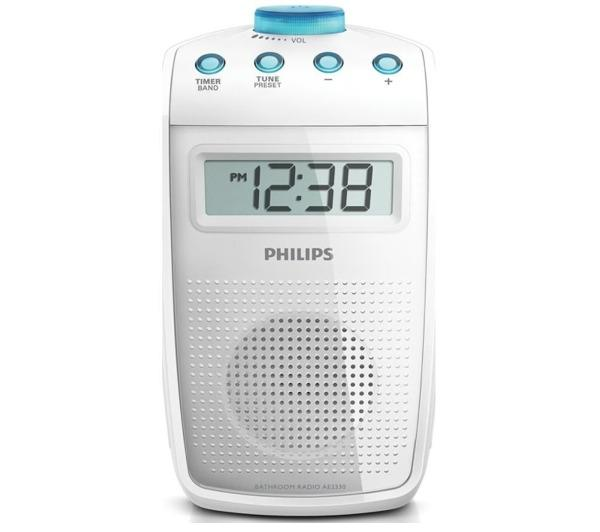 Radio Réveil PHILIPS AE2330 BLANC