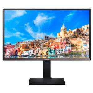 32' LED - S32D850 2560 x 1440 pixels - 5 ms - Format large 16/9 - Displayport - HDMI - Hub USB 3.0 - Noir