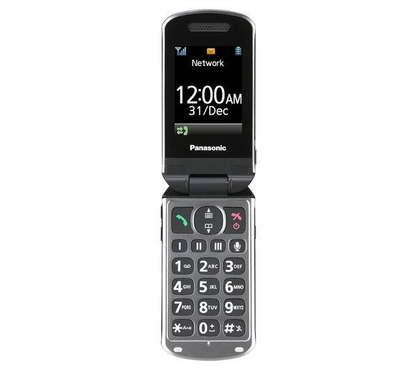 Téléphone GSM PANASONIC KXTU327 NOIR