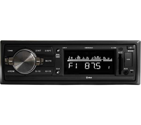 LAR-11 - USB/SD/AUX/MP3 Full-DIN Autoradio