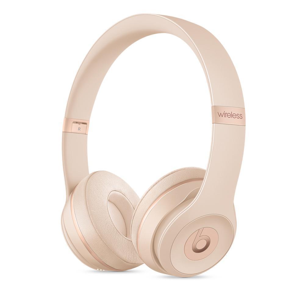 Beats By Drdre Solo 3 Or Mat Casque Audio Oreillettes Et