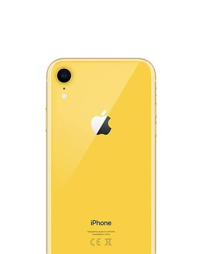 iPhone XR - 64 Go - Jaune