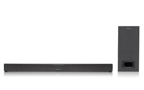 HT-SBW110 haut-parleur soundbar 2.1 canaux 180 W Noir Avec fil &sans fil