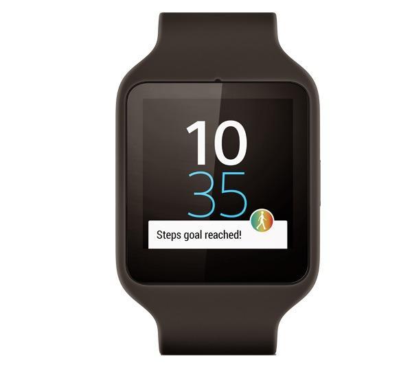 SmartWatch SW3 - zwart - geconnecteerd horloge