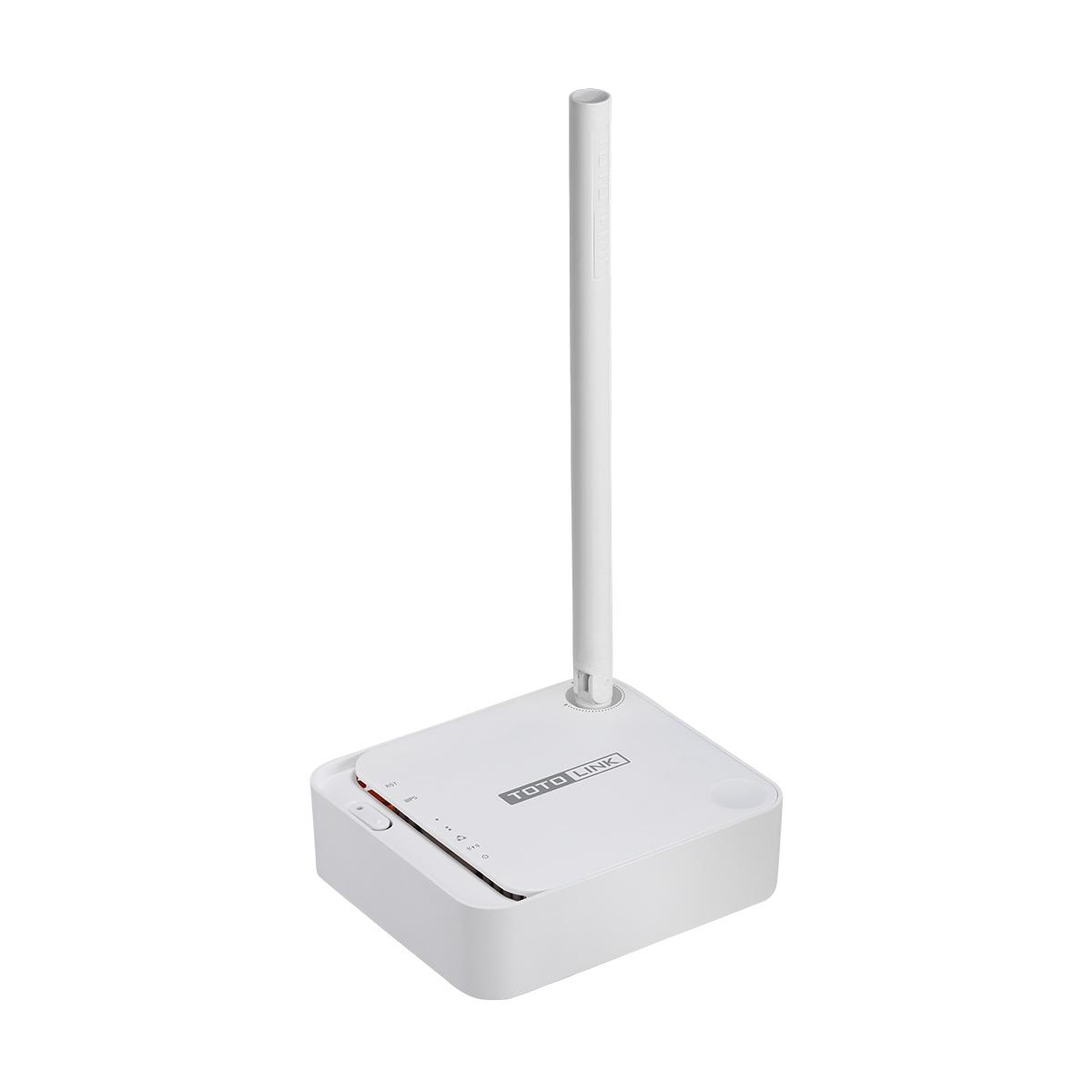 N100RE-V3 routeur sans fil Monobande (2,4 GHz) Fast Ethernet Blanc