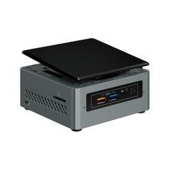 Next Unit of Computing Kit NUC6CAYH - Barebone - mini ordinateur de bureau - 1 x Celeron J3455 / 1.5 GHz - HD Graphics 500 - GigE - LAN sans fil: 802.11a/b/g/n/ac, Bluetooth 4.2 BOXNUC6CAYH