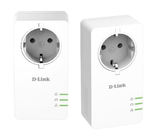 DHP-P601AV - Pack de 2 adaptateurs CPL 1000 Mbps
