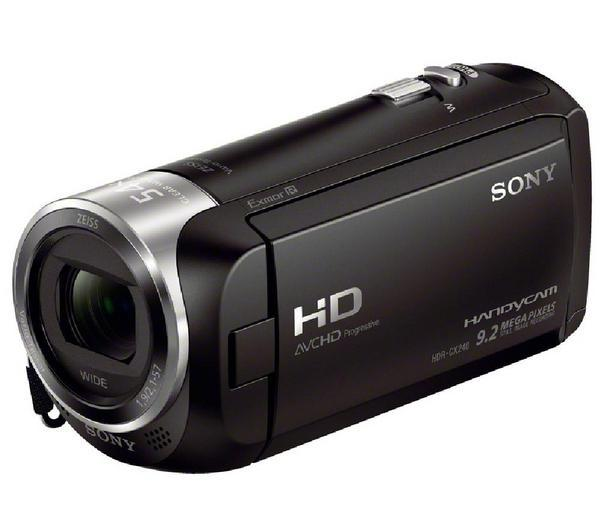HDR-CX240 - Camcorder