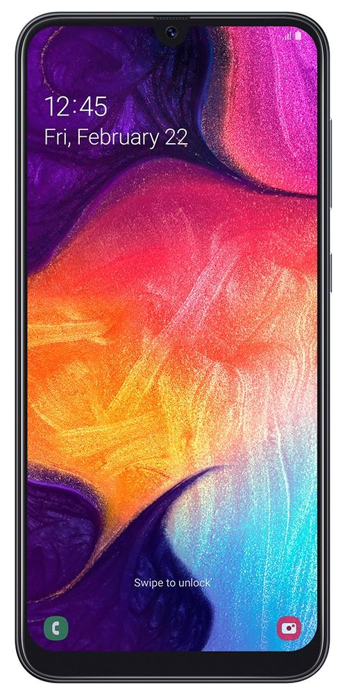 Galaxy A50  128 Go   Noir