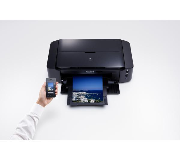 PIXMA iP8750 Jet d'encre 9600 x 2400DPI Wifi Blanc imprimante photo