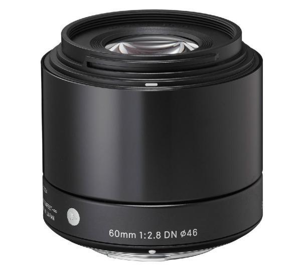 Art 60 mm f/2,8 DN zwart - Lens voor Sony - E-mount