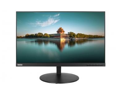 """ThinkVision P24q-10 23.8"""" Quad HD IPS Mat Noir écran plat de PC"""