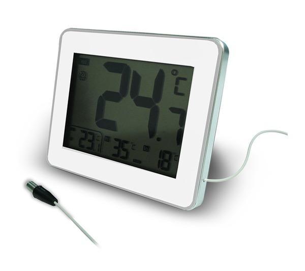 station météo - otio - 936063 - thermomètre intérieur / extérieur