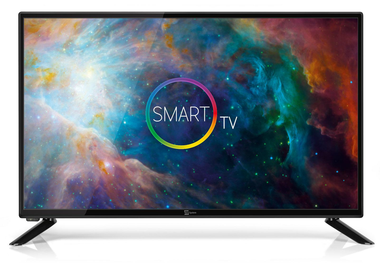 "Smart28 LS09 69,8 cm (27.5"") HD Smart TV Wifi Noir"