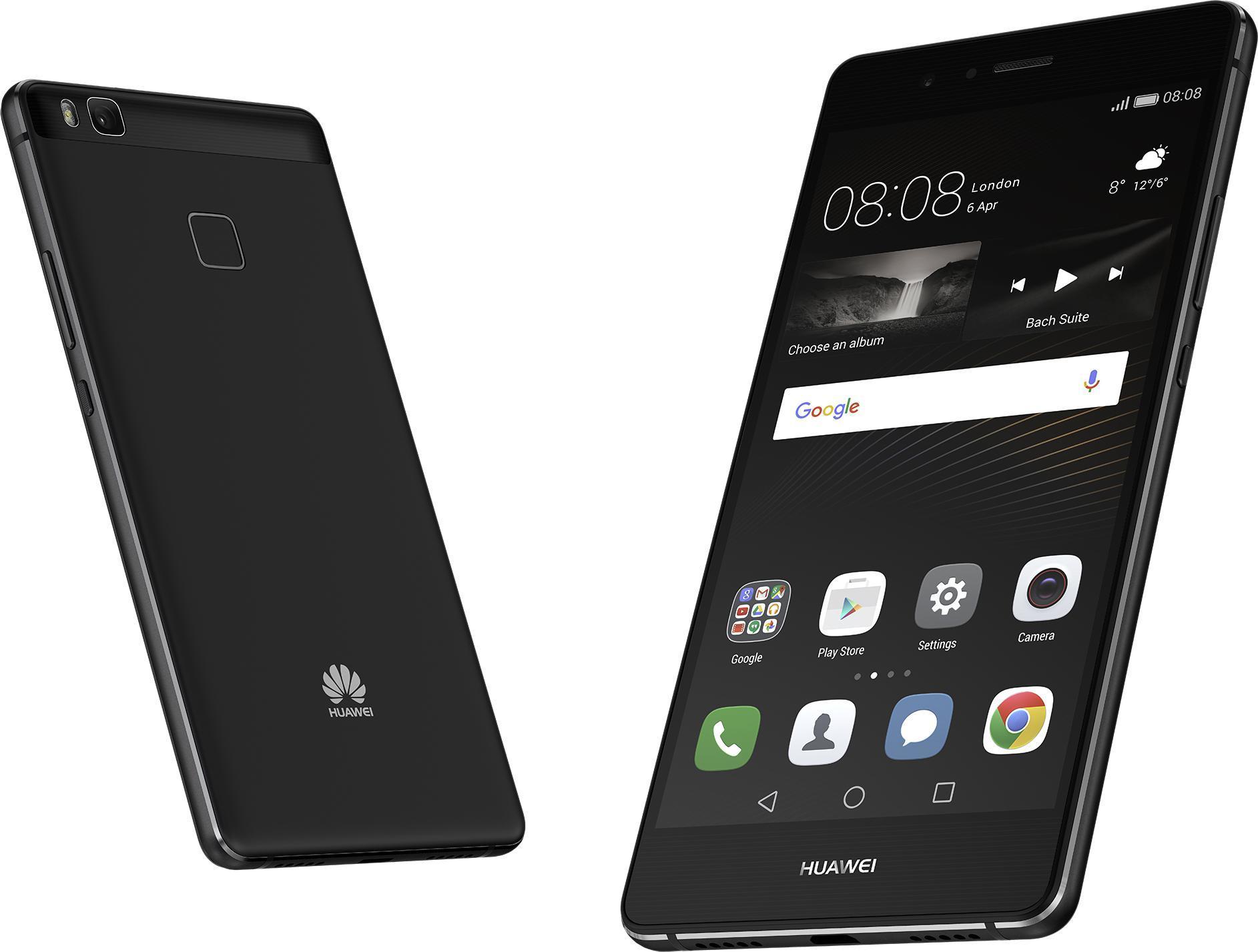 HUAWEI P9 Lite - 16 Go - Noir - Smartphone (Dual SIM)