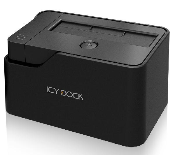 Comparer ICYDOCK MB981U3S1S NOIR