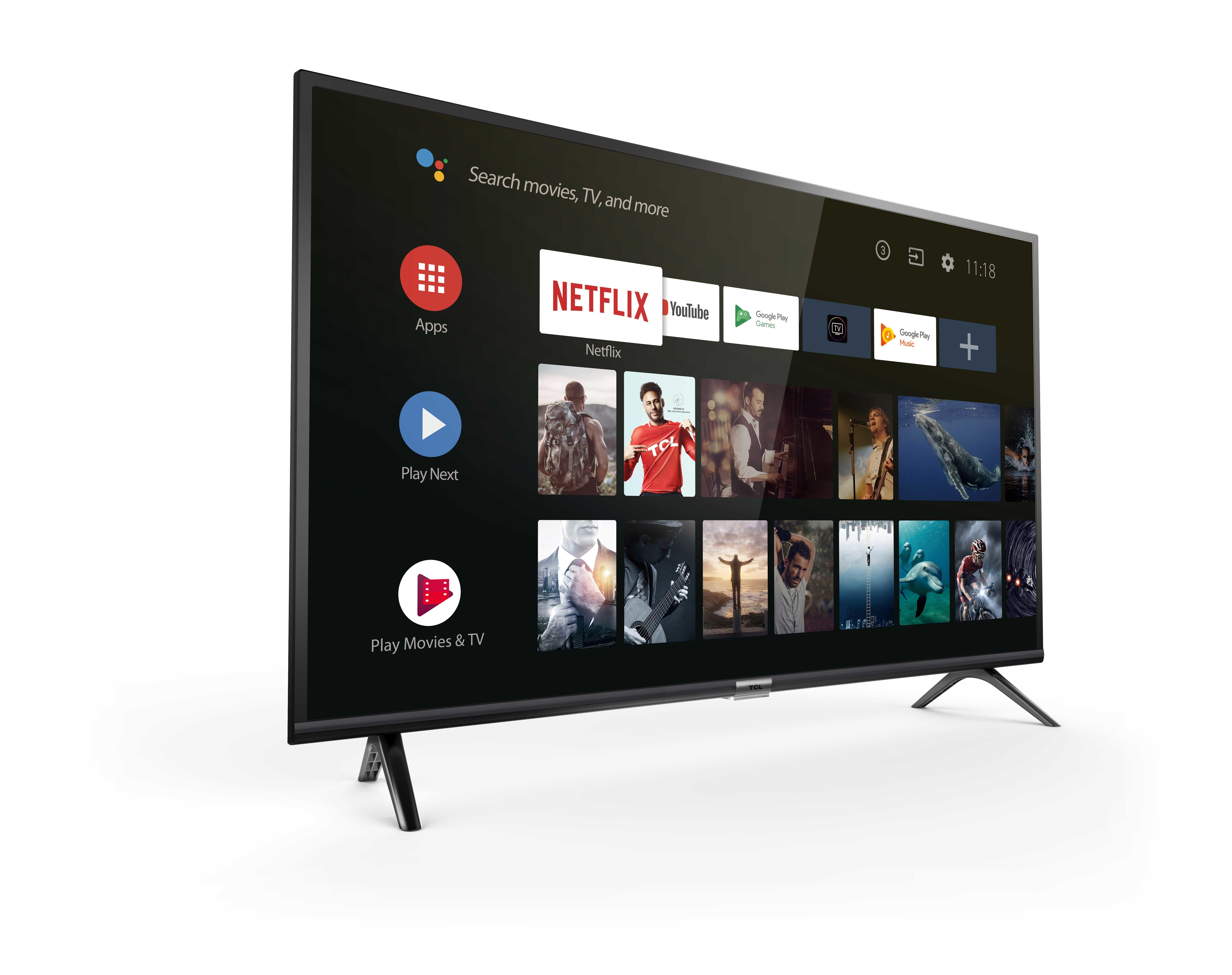 """32ES560 écran LED 81,3 cm (32"""") HD Smart TV Wifi Noir"""