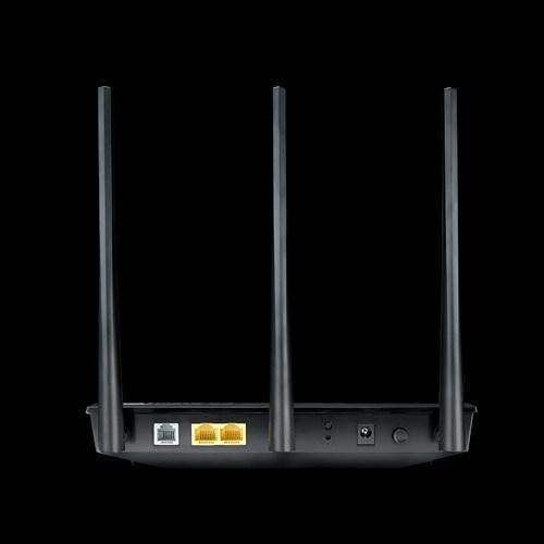 DSL-AC51 routeur sans fil Bi-bande (2,4 GHz / 5 GHz) Gigabit Ethernet Noir