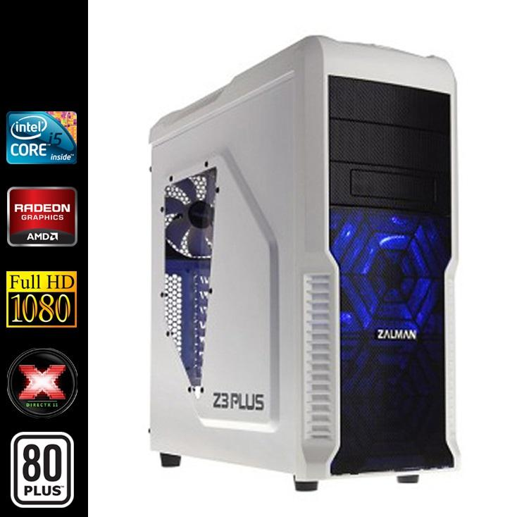 Gaming PC Advanced - Intel i5-4460 - 16Gb RAM - 2Tb - zonder OS