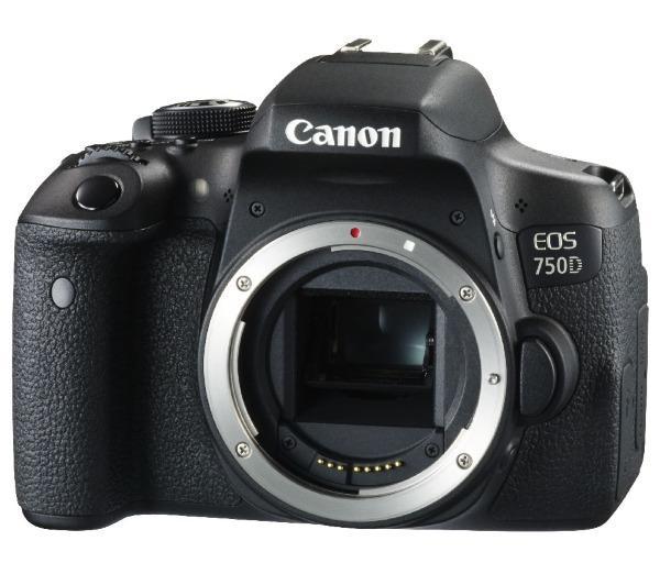 750D nu -Digitaal fototoestel