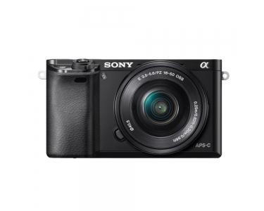 Alpha A6000 - Appareil photo numérique + objectif SEL 16-50 mm
