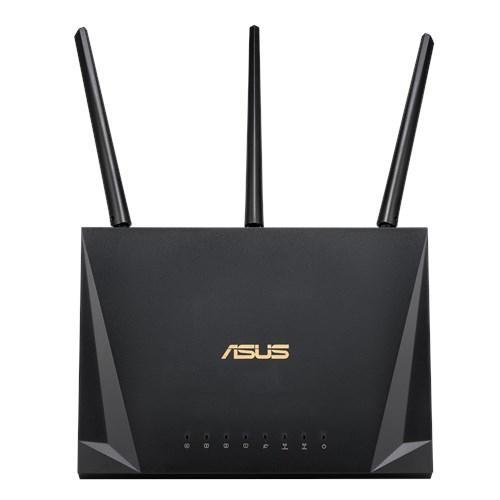 RT-AC65P routeur sans fil Bi-bande (2,4 GHz / 5 GHz) Gigabit Ethernet Noir