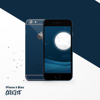 APPLE Grado A + iphone 6 16 GB Celeste Azul