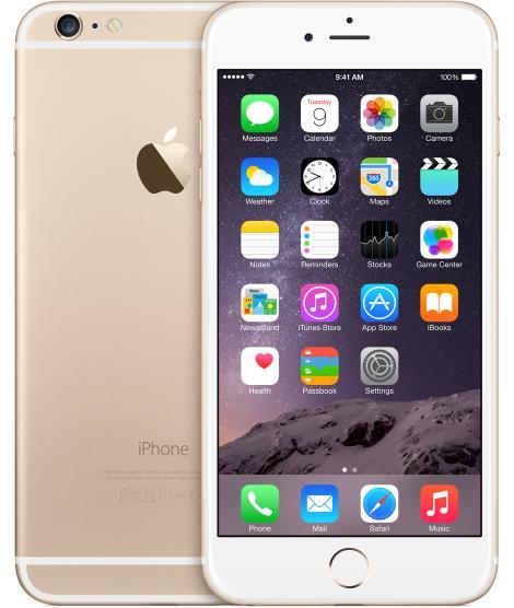 iPhone 6 Plus - 128Go - Or