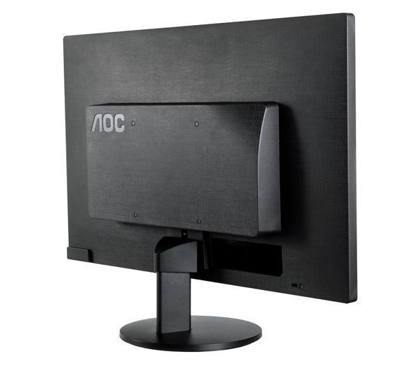 """E2470SWHE 23.6"""" Full HD LCD Noir écran plat de PC LED display"""