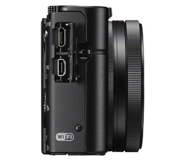 Cyber-Shot DSC-RX100 III - noir - Appareil photo numérique