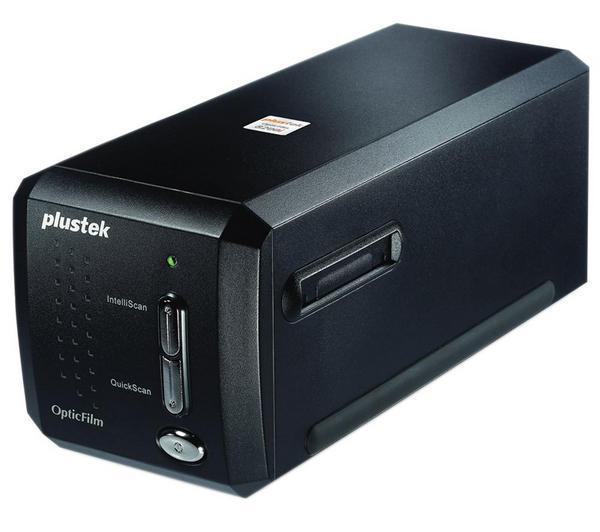 Scanner de Film PLUSTEK OPTICFILM 8200I SE NOIR