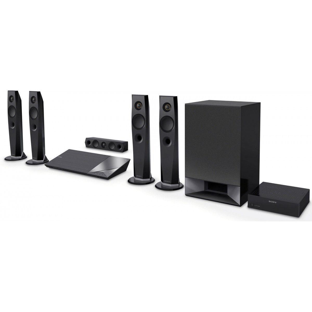 Home cinema blu ray BDVN 7200 WB