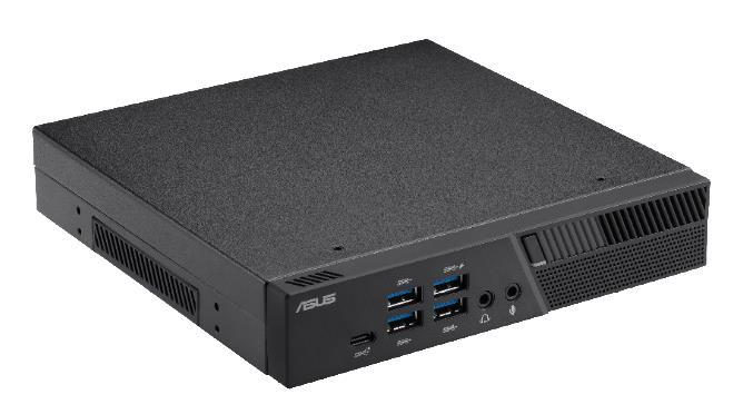 PB50-BR006ZD AMD Ryzen 5 3550H 8 Go DDR4-SDRAM 256 Go SSD Noir Mini PC