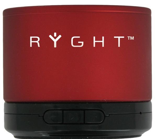 Y-Storm - rood - Draagbare, draadloze luidspreker