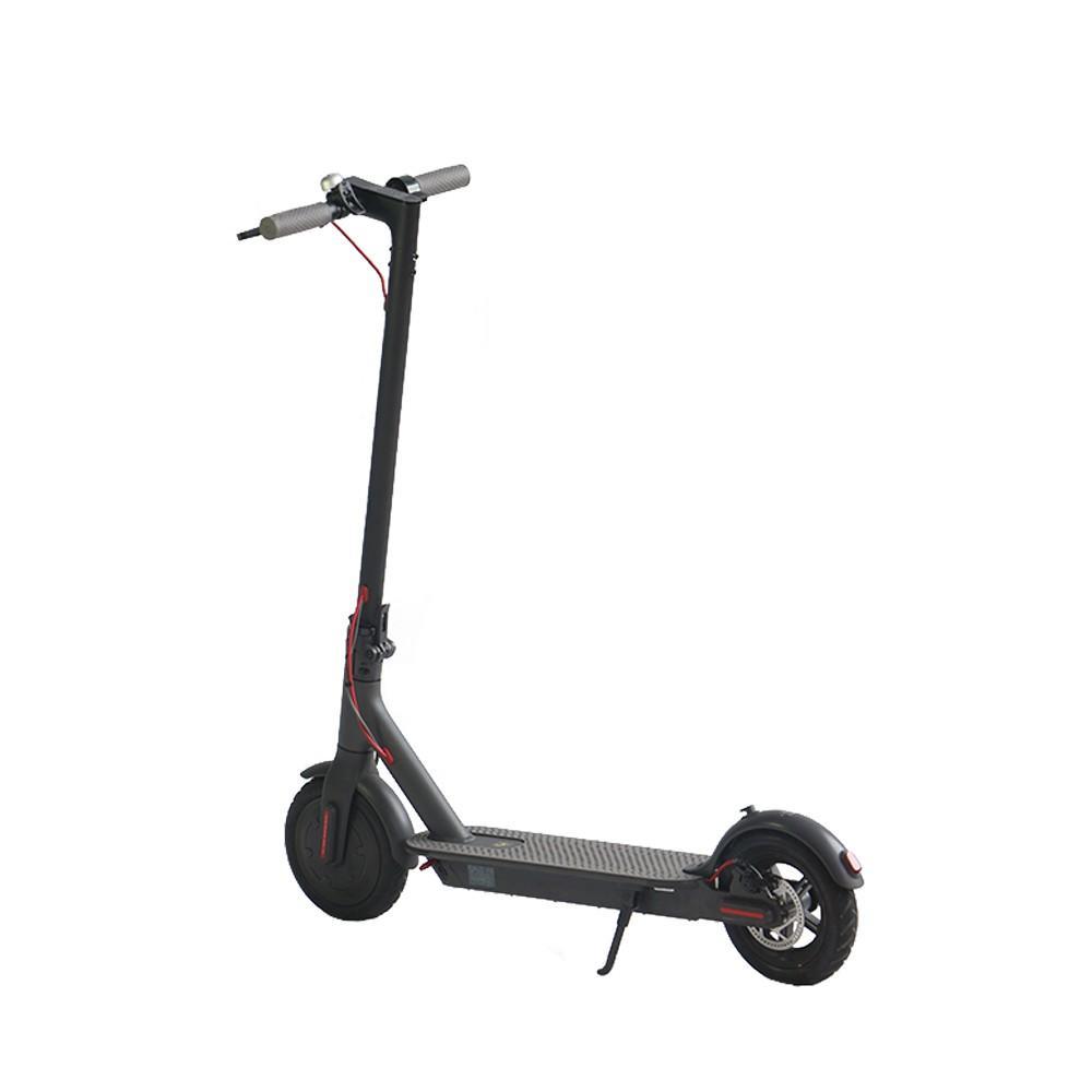 AIR RISE Scooter Powermi / 365 - Trottinette électrique / Black Noir + 1 Chargeur