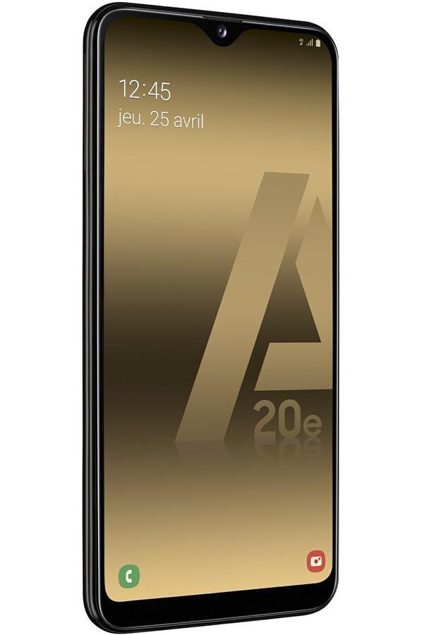 Galaxy A20e  32Go Noir