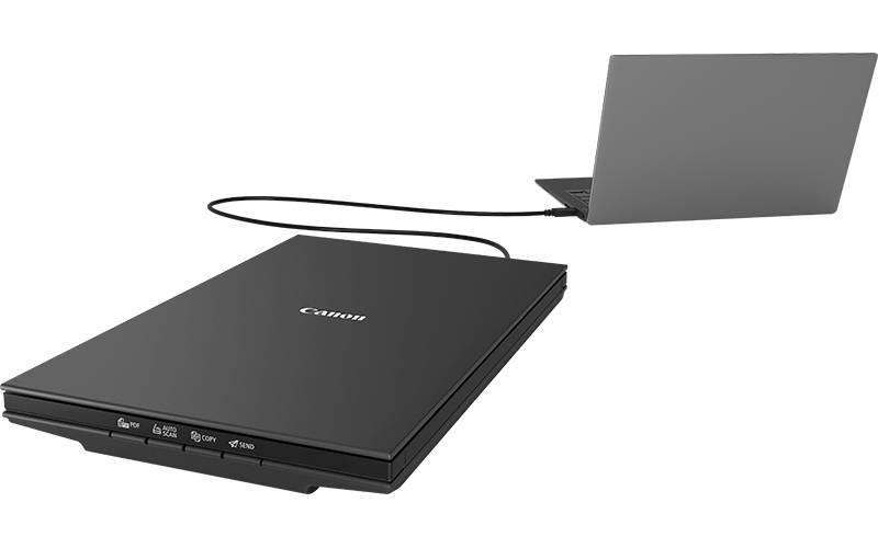 CanoScan LiDE 300 2400 x 4800 DPI Numérisation à plat Noir A4