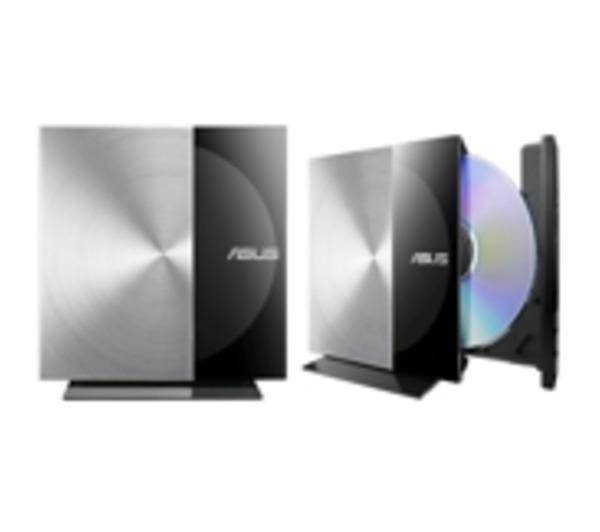 Lecteur - graveur externe CD-DVD ASUSTEK SDRW08D3SU GRIS