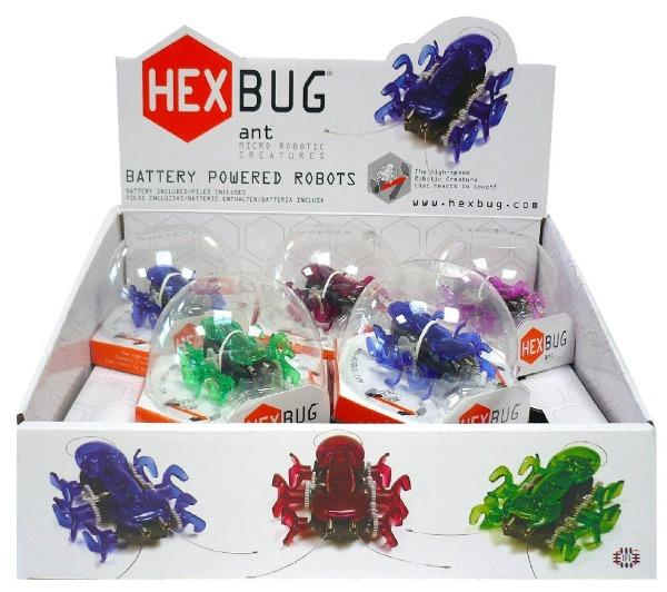 Hex Bug - Robotic Creatures  Mier