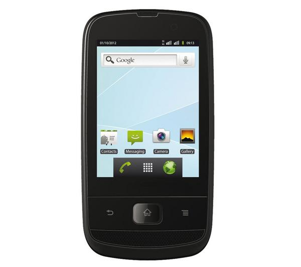 Téléphone GSM TECMOBILE YOU25 NOIR 4GO