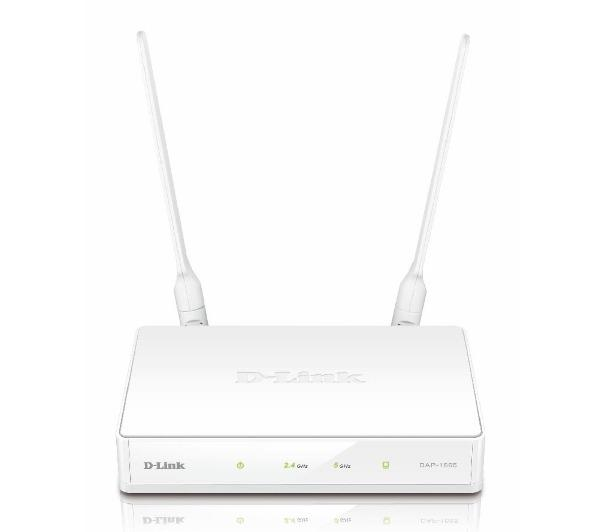 DAP-1665 - Point d'accès WiFi 802.11ac Dual Band mydlink Cloud