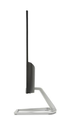 "22f LED display 54,6 cm (21.5"") Full HD Noir, Argent"