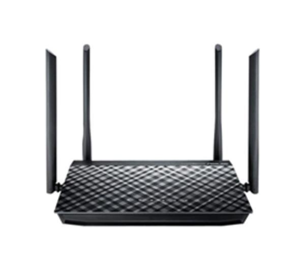 RT-AC1200G+ Bi-bande (2,4 GHz / 5 GHz) Gigabit Ethernet Noir routeur sans fil