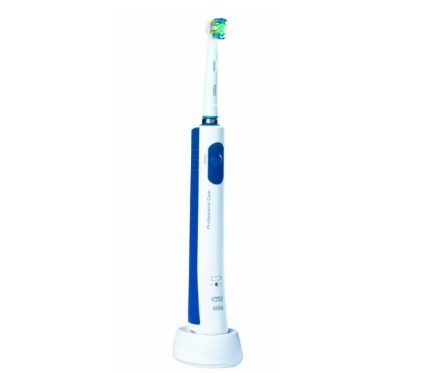 Brosses à dents électriques ORAL B PROFESSIONAL CARE 600 FLOSS ACTION BLANC