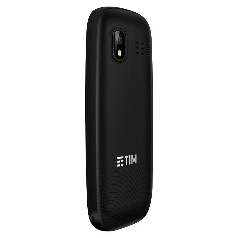 """Easy 4G 6,1 cm (2.4"""") 0,5 Go 2 Go SIM unique Noir, Argent 1550 mAh"""