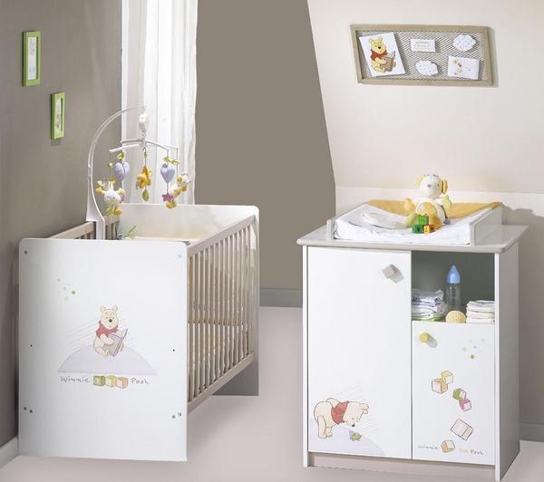 tour de lit bb winnie l ourson interesting chambre bebe winnie l ourson auchan dijon u housse. Black Bedroom Furniture Sets. Home Design Ideas